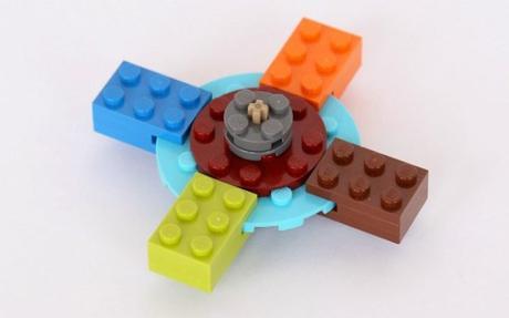 Des «Hand Spinner» LEGO à faire soi-même