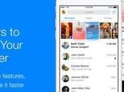 Messenger change encore fois d'interface
