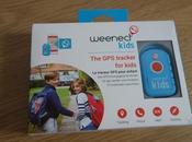 Test Weenect Kids tracker pour enfants