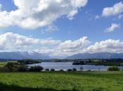 Belles promenades bavaroises faciles: tour Riegsee photos