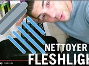 Comment nettoyer FLESHLIGHT (Tenga vaginette et...