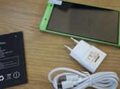 Test smartphone Winnovo Dual
