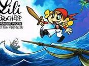 Aujourd'hui c'est mercredi Lili Crochette Monsieur Mouche Tome fléau bord l'eau