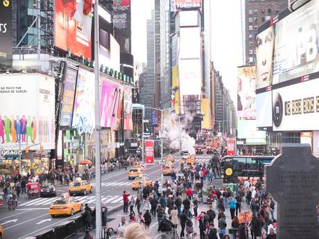 Mes achats à New York