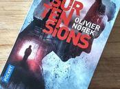Surtensions d'Olivier Norek violence l'état