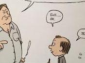 Gérard, cinq années dans pattes Depardieu Mathieu Sapin