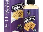 [Liquide] Test Crispy Treats Blueberry Ethos