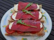 tartines (cours cuisine avril 2017)