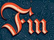 Dessin lettres vectoriel Martina Flor