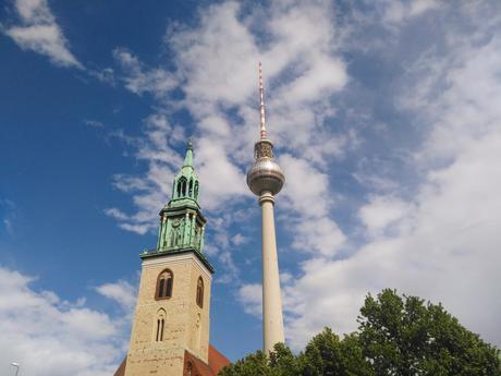 A la découverte de Berlin !