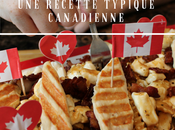 #PouletCAN150 poulet grillé dans recette typique canadienne #Poutine