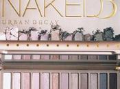 Nouveau concours Tentez gagner palette Naked d'Urban Decay
