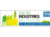 Salon Industries Futur Mulhouse point rencontre annuel privilégié pour acteurs Français, Allemands Suisses