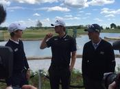 Interview croisée golfeurs belges Nicolas Colsaerts, Thomas Pieters Detry