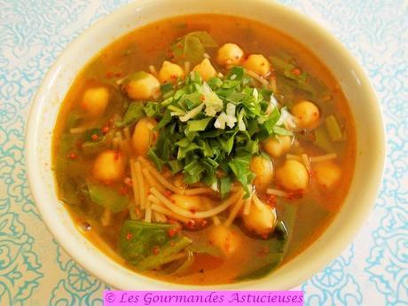 Comment faire une soupe Harira Vegan ?