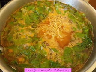 Soupe Harira à ma façon (Vegan)