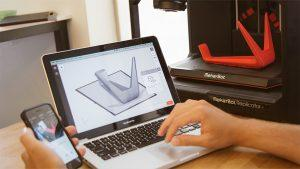 logiciel makerbot desktop
