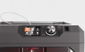 Makerbot - écran de commande