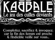 Pulp Fever présente KABBALE cultes déviants