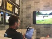 Après avoir remporté tournois Golf continents, Westwood, quitte Green pour retrouver confort d'Elan