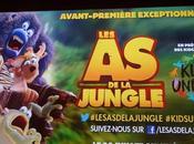 Jungle l'Avant première Grand présence Kids United