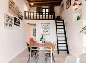 Réhabilitation d'une étable location vacances Ibiza