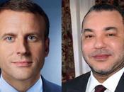 président français visite officielle Maroc