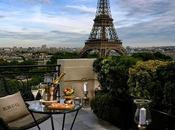 ciel ouvert Krug Shangri-La Hotel, Paris