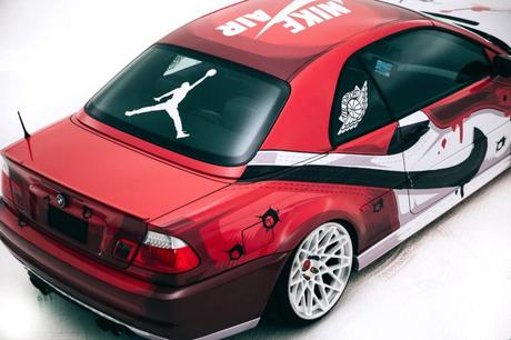 BMW M3 Air Jordan 1 Custom