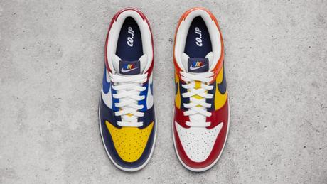 Nike SB Dunk Low What The