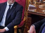 président Macron satisfait échanges avec Mohammed