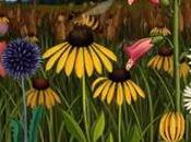 Histoire fleurs, animation botanique
