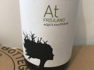 AQUILA DE LA TORRE, LE FRIUL OPTIMISE