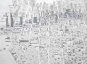 Microscape villes monde impression