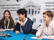 championnat monde d'échecs équipes