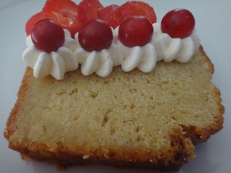 Cake explosif