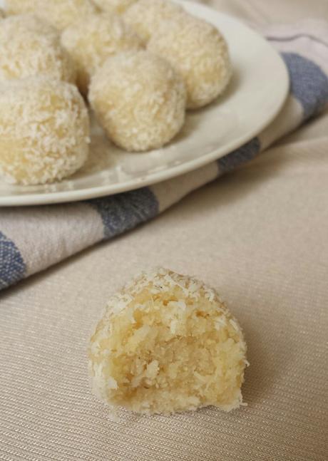 truffe cru amande-citron