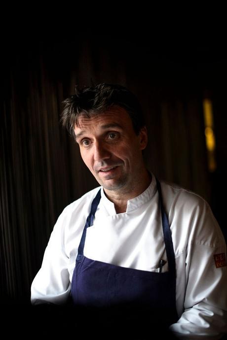 -Le chef, François Pasteau