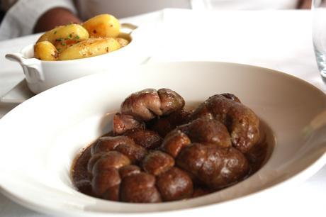 Rognon et pommes de terre confites .© Gourmets&Co JPG