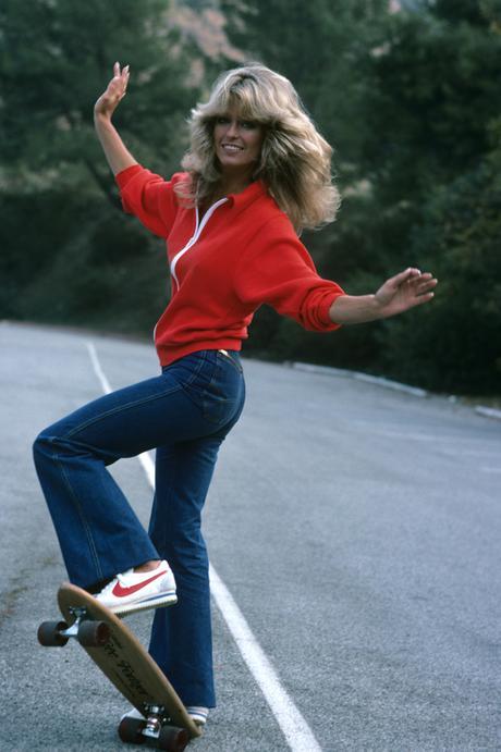 Nike célèbre les 45 ans de la Cortez avec Bella Hadid