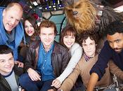 MOVIE Star Wars Solo réalisateurs quittent film
