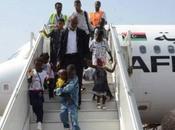Huit enfants djihadistes soudanais rapatriés Libye