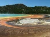 Yellowstone, coté volcan