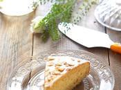 Gâteau citron/amandes Jamie Oliver