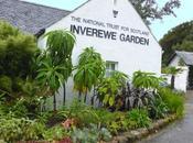 Inverewe garden, jardin botanique Highlands
