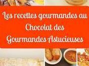 """""""Les recettes gourmandes Chocolat Gourmandes Astucieuses"""", nouveau livre"""