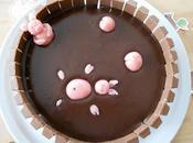 mare cochons gâteau!