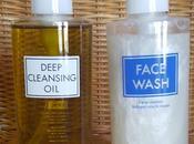 Revue beauté Face wash