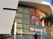 L'American Airlines Arena attend Paul #paulmccartney #oneonone