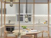 béton verre pour rythmer appartement Bilbao